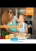Prospectus Krëfel Electro : EASY Keukens