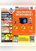 Des promos incroyables! - Leader Price