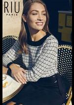 Catalogues et collections Jacqueline Riu : Lookbook Hiver