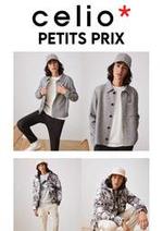 Prospectus Celio : Petits Prix