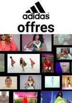 Prospectus Adidas : Promos Femmes