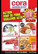 Prospectus Cora : Action Coup de poing