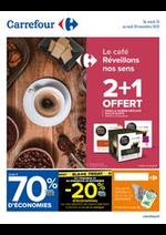 Prospectus Carrefour : Le café, réveillons nos sens