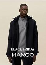 Prospectus MANGO : Black friday pour Homme 2020 - Jusqu'à -50 % sur des MILLIERS d'articles en ligne