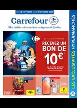 Prospectus Carrefour Express : Le plus grand choix de jouets pour tous