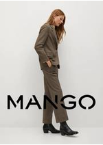 Catalogues et collections MANGO : Büro-Looks für Damen 2020