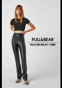 Prospectus Pull & Bear PARIS 15 RUE LE PARVIS DE LA DEFENSE : Collection Join Life / Femme