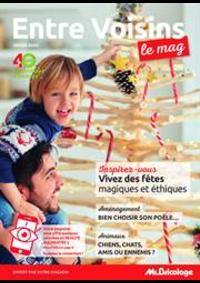 Prospectus Mr Bricolage Achères : Entre Voisins HIVER