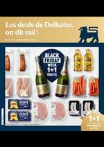 Prospectus AD Delhaize : Nouveau: Promotion de la semaine