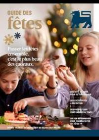 Prospectus Supermarché Delhaize Aalst : Delhaize Guide des ftes