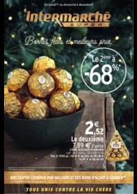 Prospectus Intermarché Super Othis : Bonnes fêtes et meilleurs prix