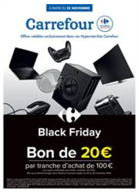 Prospectus Carrefour JAMBES : Offres Carrefour Black Friday