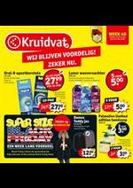 Prospectus Kruidvat : 1 Offre Kruidvat Black Friday de 24a6 dic