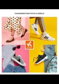 Prospectus Brantano SCHAARBEEK : Chaussures Pour Toute La Familie