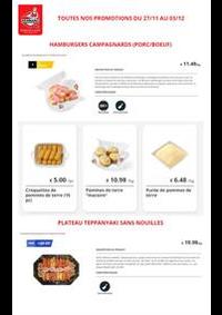 Prospectus Boucherie Renmans ANDERLECHT : Renmans Promoties