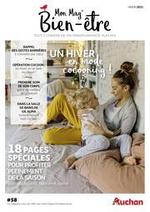 Prospectus Auchan : Un hiver en mode cocooning