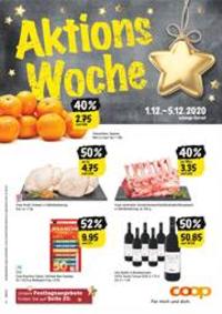 Prospectus Coop Supermarché Busswil Bei Büren : Aktions Woche