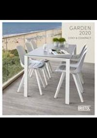 Prospectus Overstock Garden Namur : Cosy & Compact