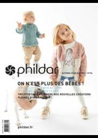 Prospectus Phildar distributeur Claye-Souilly : Tricotez Bébés