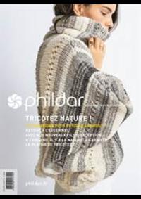 Prospectus Phildar Vélizy-Villacoublay : Collection Fusionné