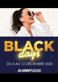 Prospectus Alain Afflelou PARIS 20 rue de Rivoli : Offre Alain Afflelou Black Friday