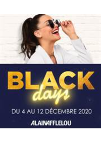 Prospectus Alain Afflelou PARIS 242 rue des Pyrénées : Offre Alain Afflelou Black Friday
