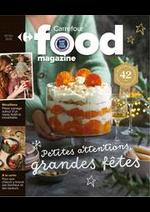 Journaux et magazines Carrefour : Fêtes 2020