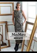 Prospectus Max Mara : Nouveautés