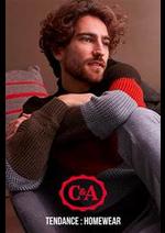 Catalogues et collections C&A : Tendance : homewear