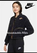 Catalogues et collections Nike : Nouveautes filles