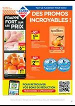 Prospectus Leader Price : Des Promo Incroyables !