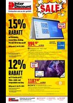 Prospectus Inter Discount : Interdiscount Prospekt