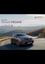 Prospectus  : Nouvelle Renault Megane
