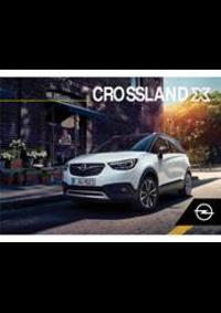 Guides et conseils Opel Enghien : Crossland X