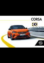 Guides et conseils Opel : Corsa