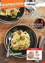 Journaux et magazines Colruyt : Cuisiner aux meilleurs prix