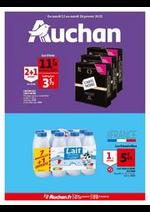 Prospectus Auchan : Un petit déjeuner à prix léger