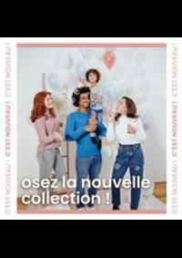 Catalogues et collections La Halle Amphion-les-Bains : Osez la nouvelle collection !