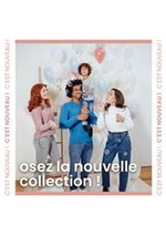Catalogues et collections La Halle : Osez la nouvelle collection !