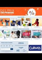 Prospectus Cultura : Des Prix Des Promos