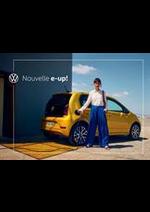 Prospectus Volkswagen : Volkswagen e-up