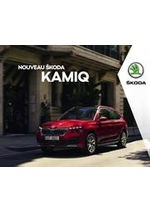 Promos et remises  : Catalogue Škoda KAMIQ