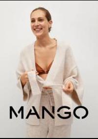 Prospectus MANGO DIJON Rue de la Liberté : Comfy Collection pour Femme