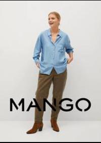 Prospectus MANGO DIJON Rue de la Liberté : Grandes Tailles pour Femme