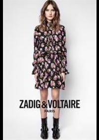Prospectus Zadig et Voltaire PARIS : Collection Robes
