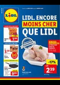 Prospectus Lidl LANDEN : Folder Lidl