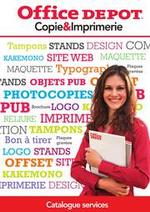 Prospectus  : Catalogue Office Depot