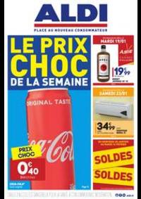 Prospectus Aldi Aulnay-sous-Bois : LE PRIX CHOC DE LA SEMAINE