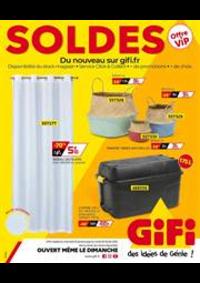 Prospectus Gifi GOUSSAINVILLE : Soldes