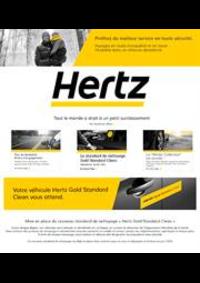 Prospectus Hertz Avenue Henri Barbusse - Station Total : Offres Hertz